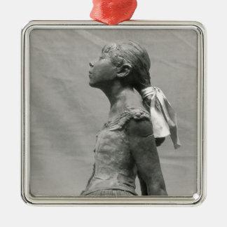 Little Dancer, Aged 14 Christmas Ornament