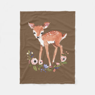 Little deer blanket