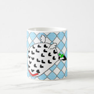 Little Demon No.5 Basic White Mug