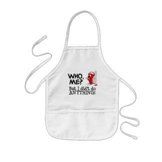 Little Devil apron