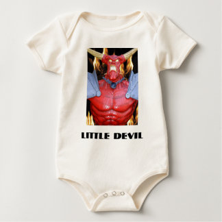 Little Devil Baby Bodysuit