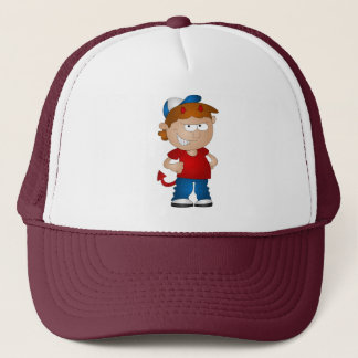 Little Devil Trucker Hat