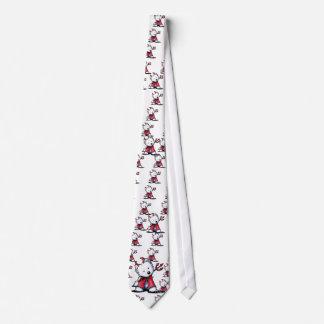 Little Devil Westie Apparel Tie