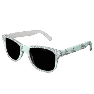 Little Diamonds Sun Glasses