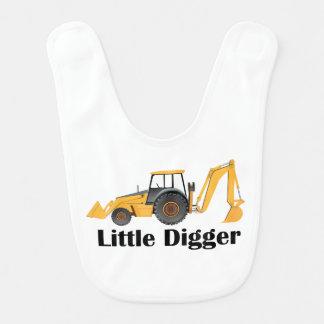 Little Digger - Baby Bib Baby Bib