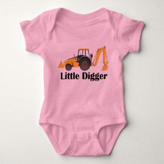 Little Digger - Baby Jersey Bodysuit Tshirt