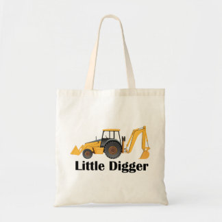 Little Digger - Budget Tote Budget Tote Bag