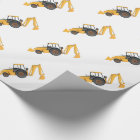"""Little Digger - Glossy Wrapping Paper, 30"""" x 6' Wrapping Paper"""