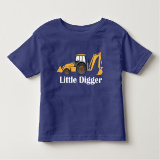 Little Digger - Toddler Fine Jersey T-Shirt Toddler T-Shirt