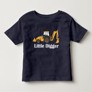 Little Digger - Toddler Fine Jersey T-Shirt Tshirts