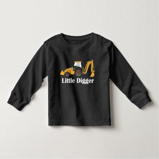 Little Digger - Toddler Long Sleeve T-Shirt Toddler T-Shirt