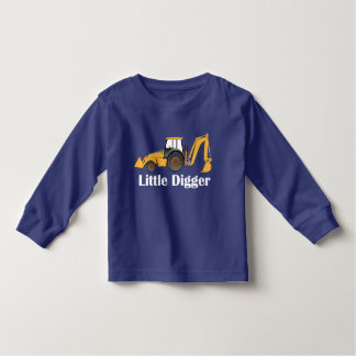 Little Digger - Toddler Long Sleeve T-Shirt Toddler T-Shirt