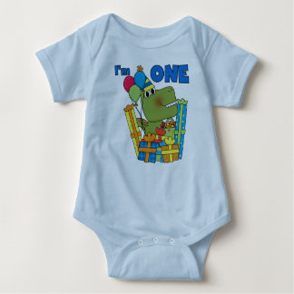 Little Dino 1st Birthday T shirts and Gifts