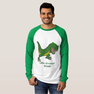 Little dinosaur long sleeved t-shirt