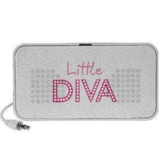 LITTLE DIVA iPhone SPEAKERS
