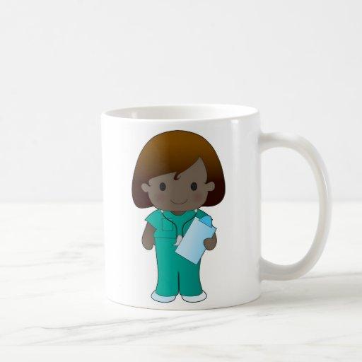 Little Doctor Girl Mug