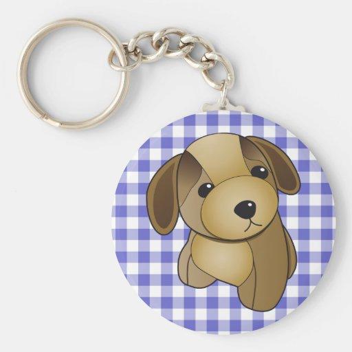 Little Dog Design Key Chains