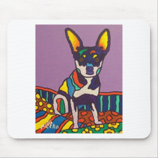 Little Dog Mouse Pad