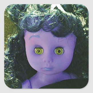 Little Doll Violet,Haunted Doll,Gift wrap and more