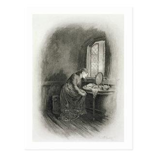 Little Dorrit, from 'Charles Dickens: A Gossip abo Postcard