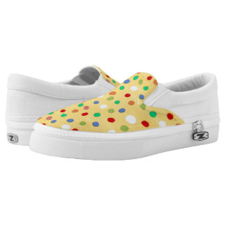 Little Dots Printed Shoes