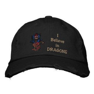 Little Dragon Baseball Cap