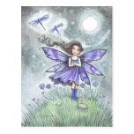 Little Dreamer Fairy Postcard