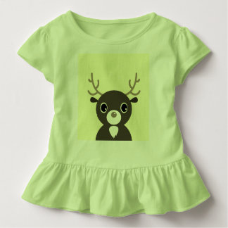 Little dress with Reindeer