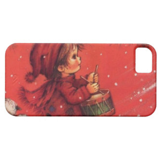 Little drummer boy case for the iPhone 5