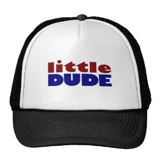 Little dude mesh hats