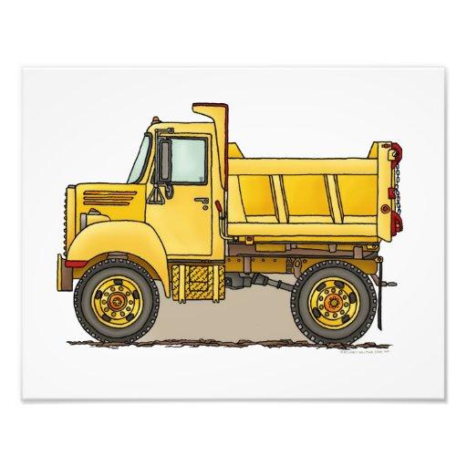 Little Dump Truck Photo