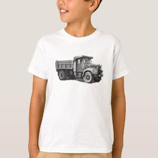 Little Dump Truck Shirt for Boys