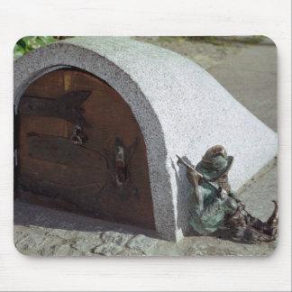 Little dwarf mouse pad