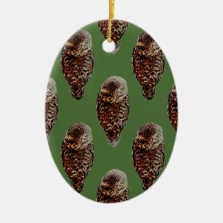Little Eagle Christmas Ornament