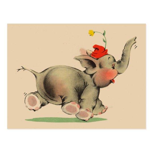 Little Eephant Postcard