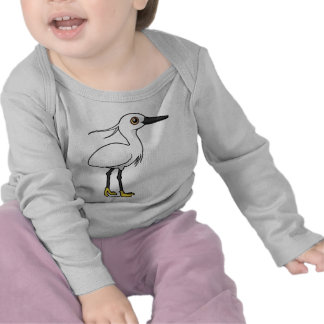 Little Egret Tees