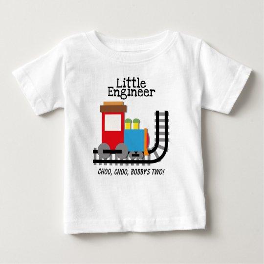 Little Engineer Custom T-shirt