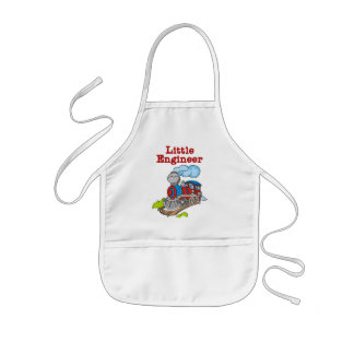 Little Engineer T-shirts and Gifts Apron