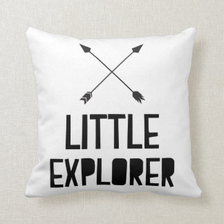 Little Explorer Pillow