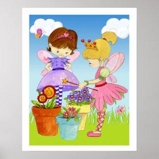 Little Fairies Poster