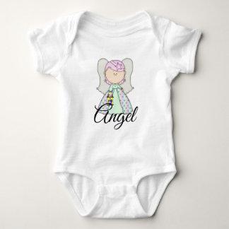 Little Fairy Angel Design 1 Baby Bodysuit
