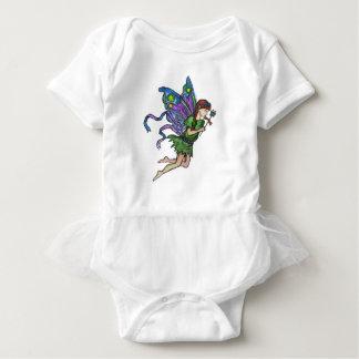 """""""Little Fairy"""" Baby Tutu Bodysuit"""