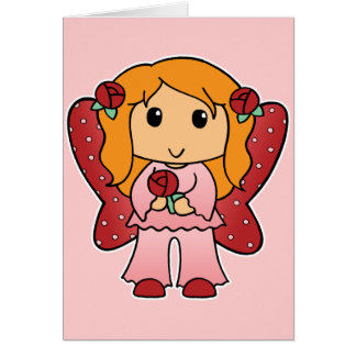 Little Fairy Greeting Cards