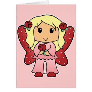 Little Fairy Greeting Card