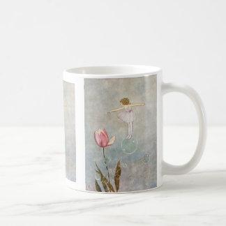 Little Fairy on a Bubble Mug