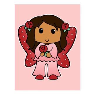Little Fairy Post Card