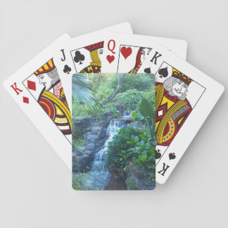 little fall playing card