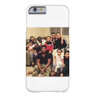 Little family photo barely there iPhone 6 case