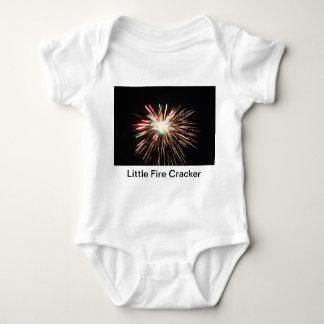 Little Fire Cracker  Sleeper Tshirts