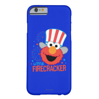 Little Firecracker Elmo Barely There iPhone 6 Case